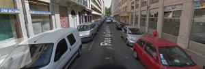 rue du général Plessier lyon 2