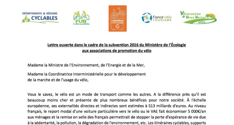 Les associations de promotion et défense du vélo menacées de disparition imminente