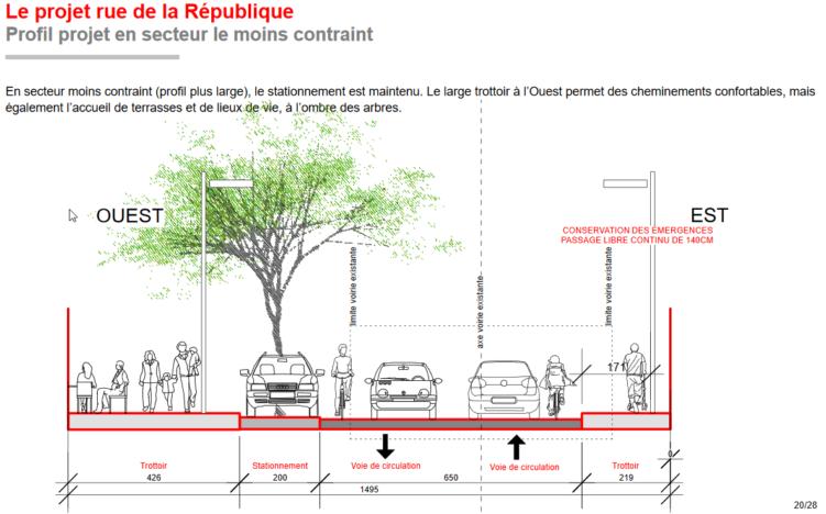 Chassieu rue de la république : un peu de sérieux, merci