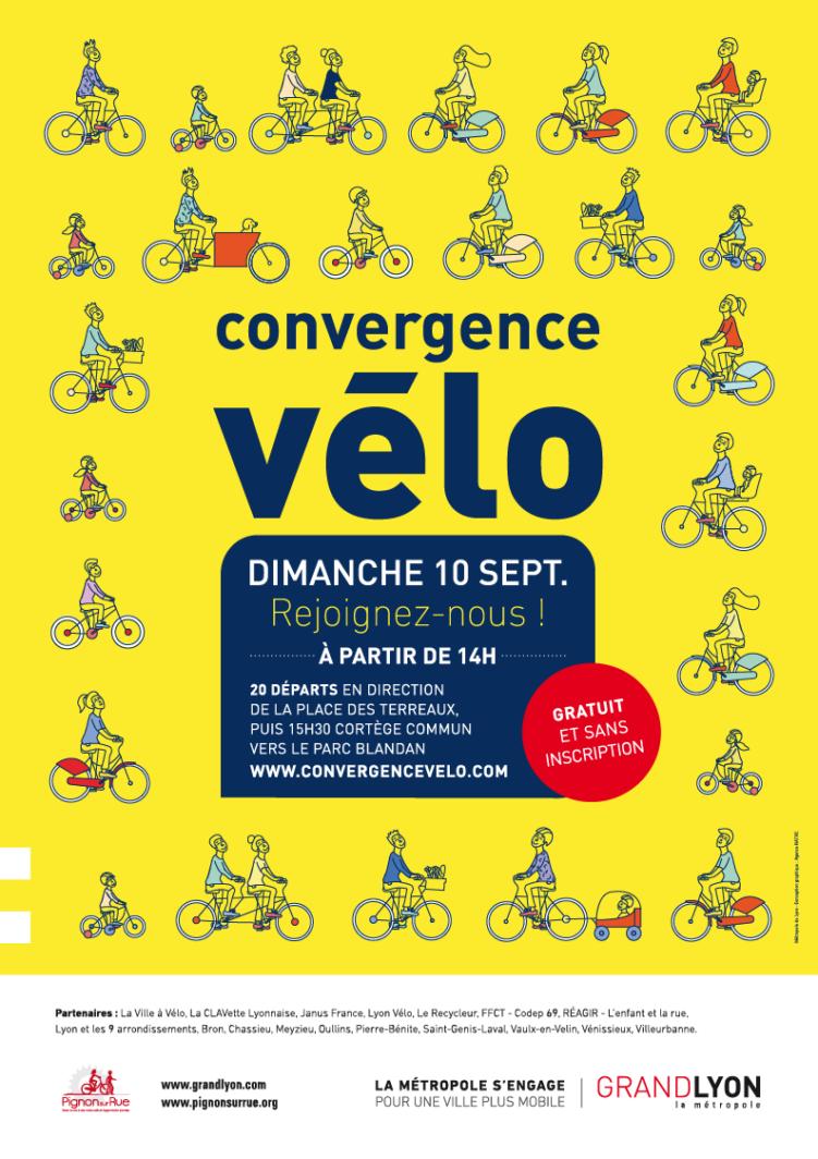 Participer à la convergence vélo 2017 !