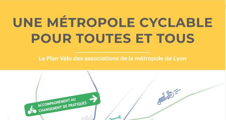 """Municipales 2020 : Un Plan vélo citoyen pour """"Une métropole cyclable pour toutes et tous"""""""