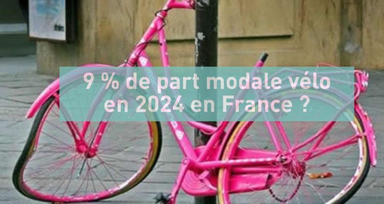 Les amendements au projet de loi de finances 2021 : le moment d'appuyer sur les pédales pour 9 % de part modale vélo en 2024 ?