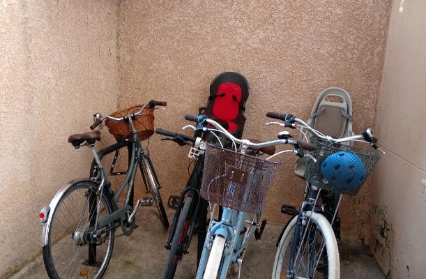 Pas de local vélo dans votre immeuble?