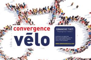 Convergence Vélo 2018 le dimanche 7 octobre