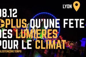 Le 8 décembre, la 3e marche climat sonne l'alarme climatique !