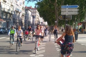 Lyonnaises, La Ville à Vélo vous invite à porter la culotte !