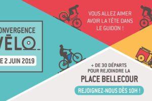 3000 cyclistes attendus pour la Convergence vélo 2019