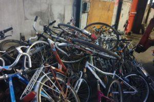 Vélo disparu ou volé