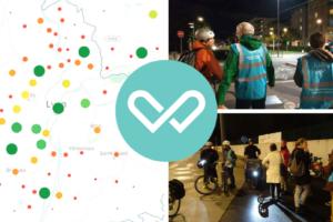 S'investir dans La Ville à Vélo