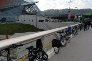 Du stationnement pour les cyclistes