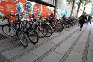 Où et comment bien stationner son vélo