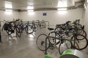 Vous emménagez dans un nouveau logement : pensez au garage à vélos !