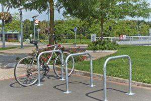 Les fournisseurs d'arceaux vélos dans la région lyonnaise