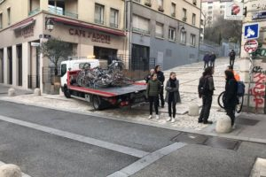 [Communiqué de presse] Enlèvement abusif de vélos bien stationnés : La Ville à Vélo demande une procédure claire et légale