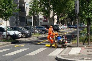 [Communiqué de presse] La Ville à Vélo félicite la Métropole et le SYTRAL pour le Plan vélo d'urgence, et appelle les maires de la métropole à y prendre part