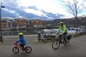Plaidoyer pour un REV : La Ville à Vélo publie deux vidéos pour promouvoir le Réseau Express Vélo