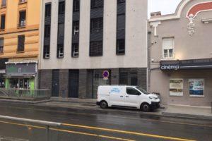 Réaménagement du Cours Émile Zola : pas satisfaisant pour les cyclistes