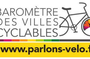 Lancement du premier Baromètre des villes cyclables