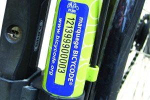 [Communiqué de presse FUB] Plan vélo : Vrai / Faux sur la généralisation du marquage des vélos
