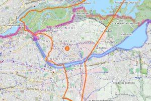 Vaulx-en-Velin : État des lieux relatif à la circulation cyclable