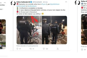 Sécurité des cyclistes et contrôles