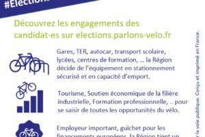 Élections régionales 2021 : Participez à la campagne en distribuant le tract !