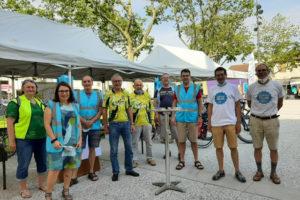 Retour sur la journée Vélo à Chassieu le Samedi 12 Juin 2021