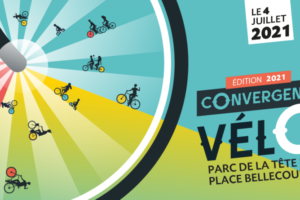 Convergence Vélo 2021 : LE rendez-vous des cyclistes !