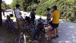 833 usagers du Vélo comptabilisés à Caluire le 1er juillet 2021