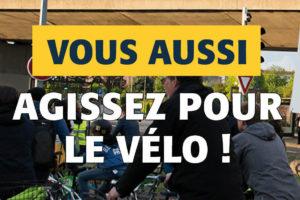 Agissez pour le vélo, répondez au Baromètre!